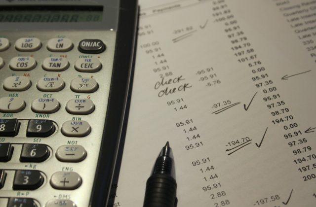calcolatrice e conteggi