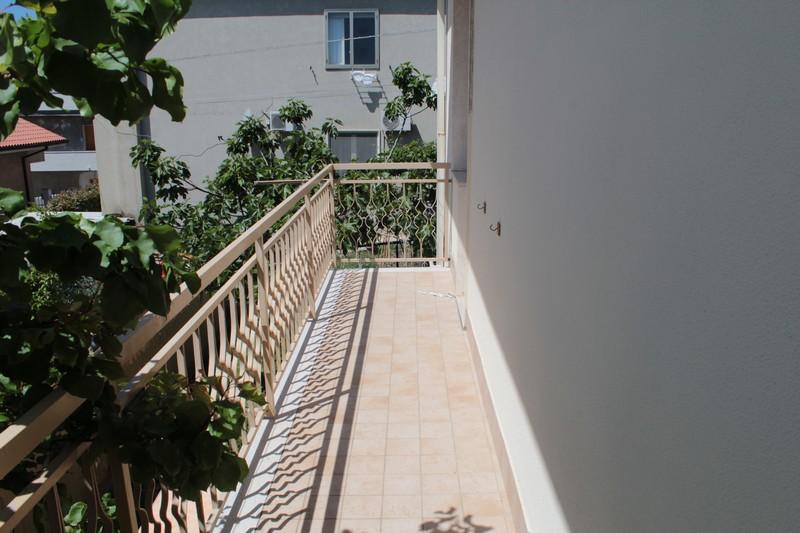 balcone del soggiorno