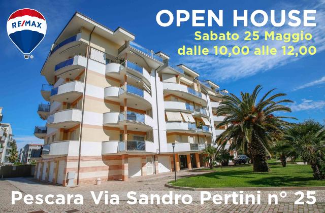 Open House Pescara Lungomare Sud Via Pertini